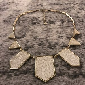 House of Harlow 5 Station Necklace